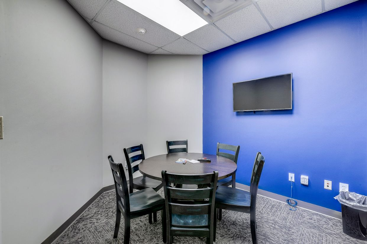 Indiana ABA Therapy Conference Room